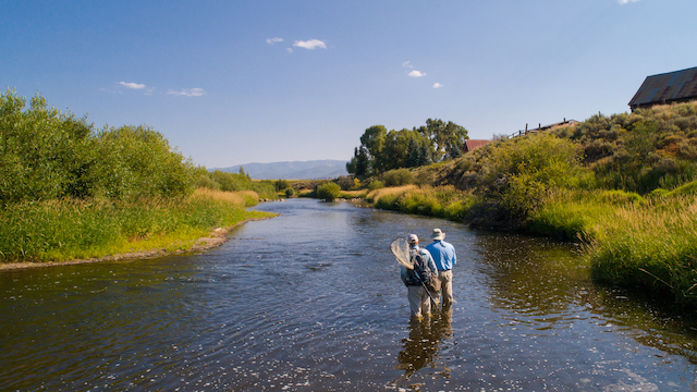 1 AMRC Summer 0035 - Second Homebuyers Lured By Fly-Fishing Paradise In Steamboat Springs