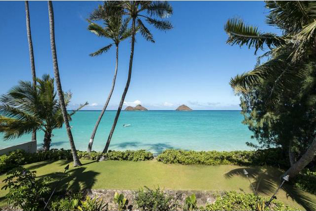 """Hawaii is where """"Million-Dollar Views"""" Really Are Millions of Dollars"""