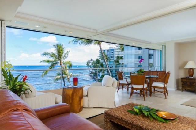 2bd/2ba 1,446 oceanfront square feet. $2.7m