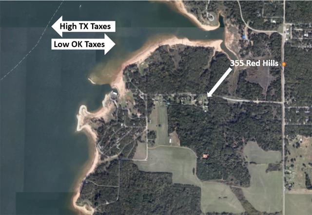 355 Oak Hills - Map 1
