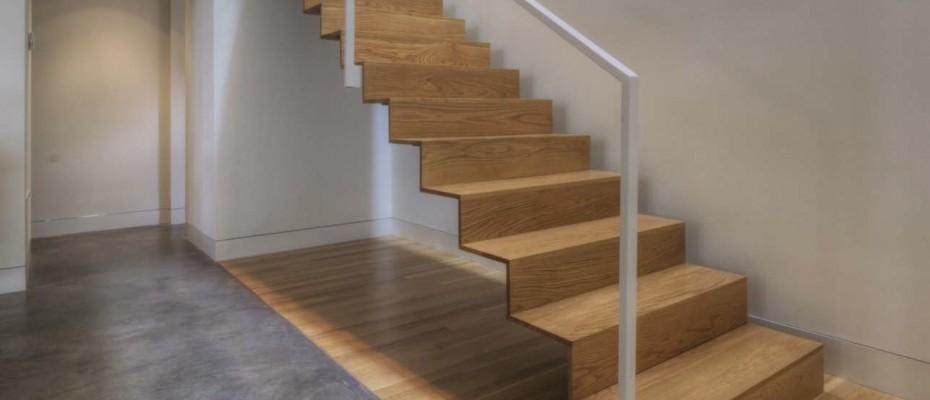 Albany Jim's steps
