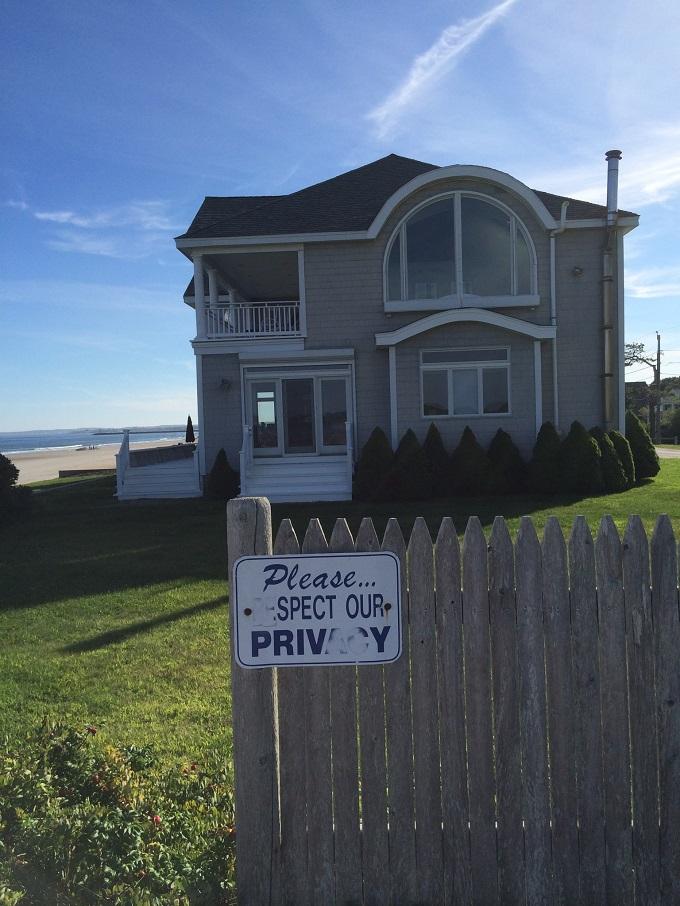 Beach Privacy