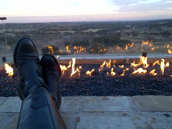 Boots at Boot Ranch