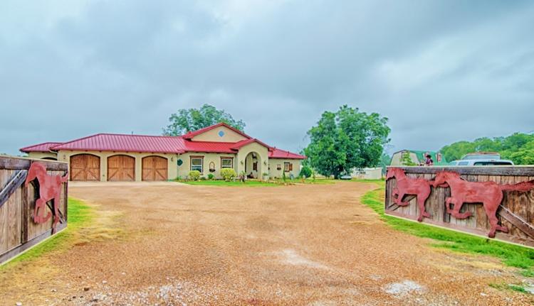Bryn Melyn Farm Main House