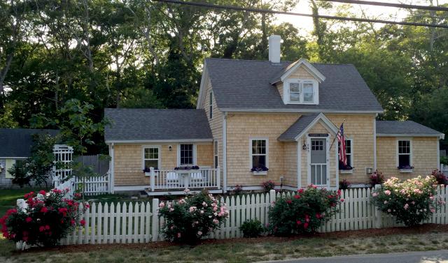 Cape Cod house K