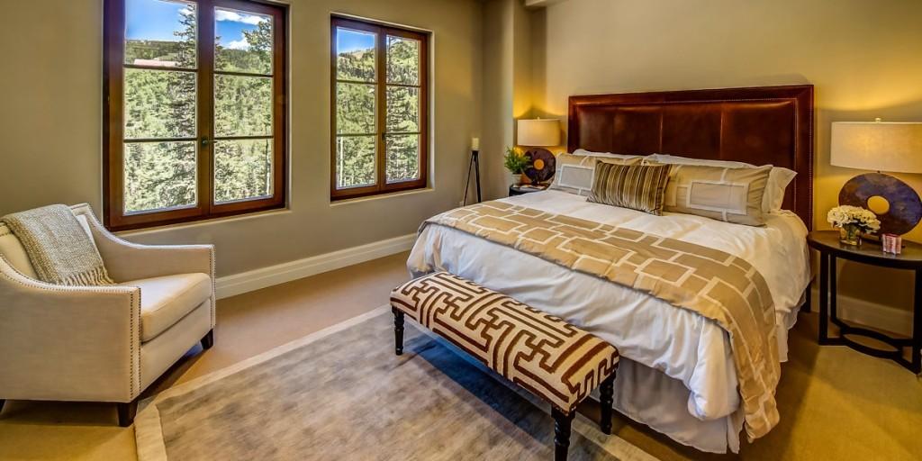 Cortina bedrooms