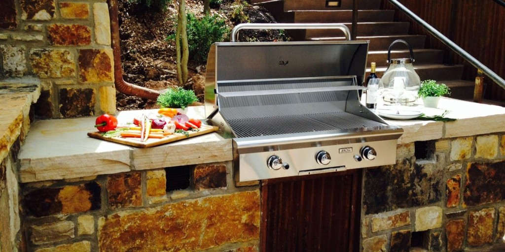 Cortina outdoor cooking