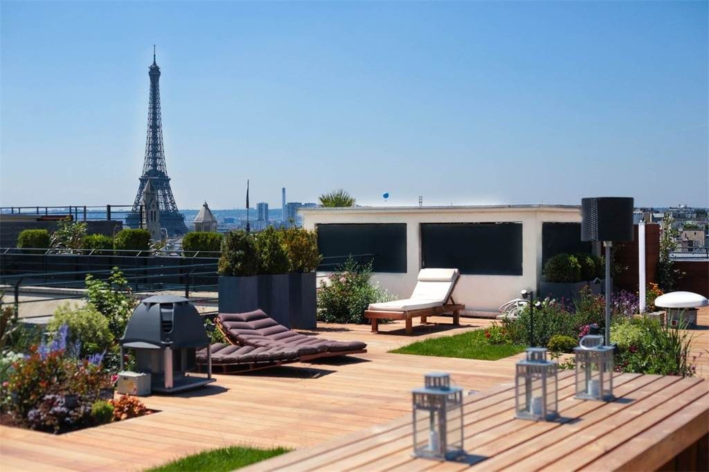Eiffel Tower View 1