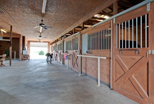 Five Stall Barn