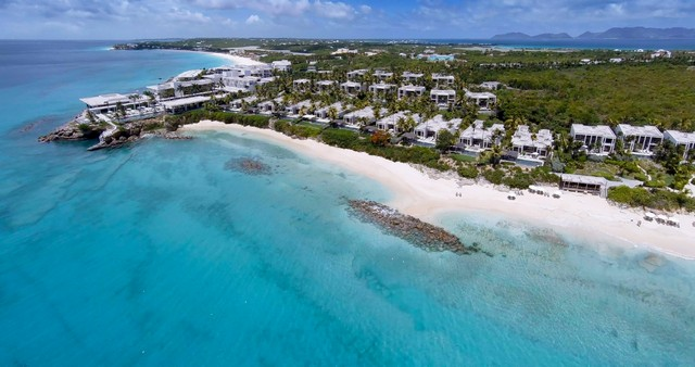 All photos courtesy of Four Seasons Anguilla