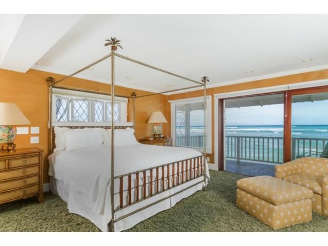 """""""At sea"""" in the master bedroom"""