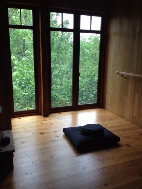 Greenbrier meditation room