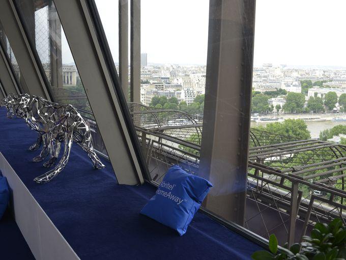 HomeAway Eiffel Tower k