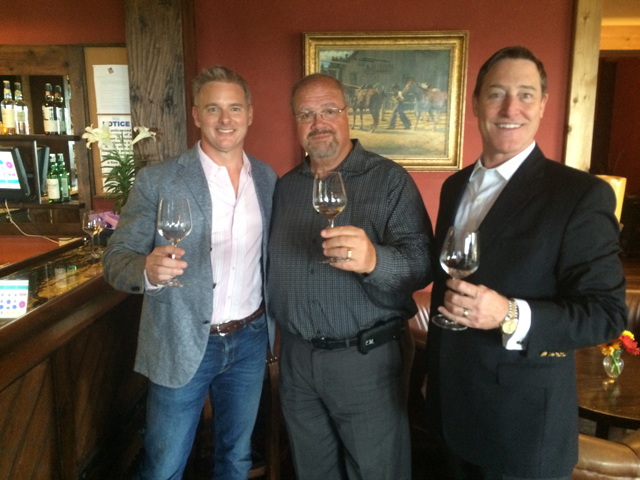 Boot Ranch hosted a fabulous wine weekend for members, guests, and journalists.