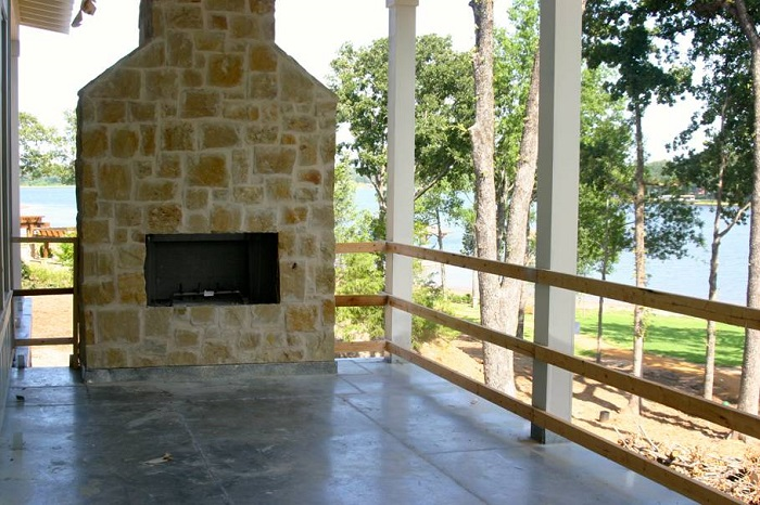 Long Cove FP fireplace