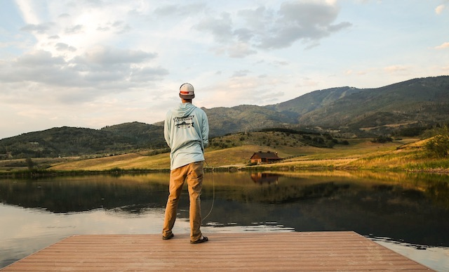 Mason fishing - Second Homebuyers Lured By Fly-Fishing Paradise In Steamboat Springs