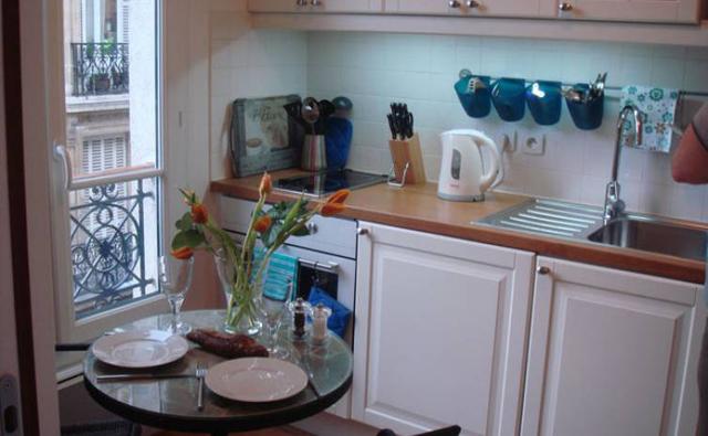 Paris Kitchen 1
