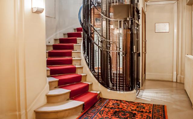 Paris Stair 1