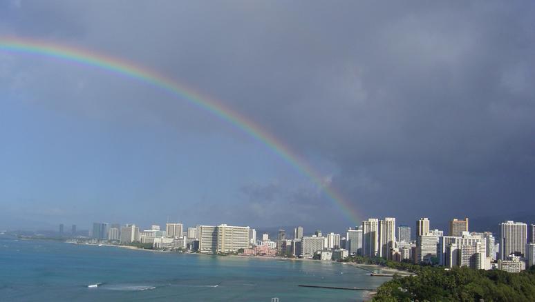 Rainbow Waikiki 2