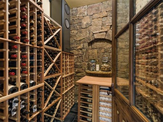 Squaw Valley Wine Cellar