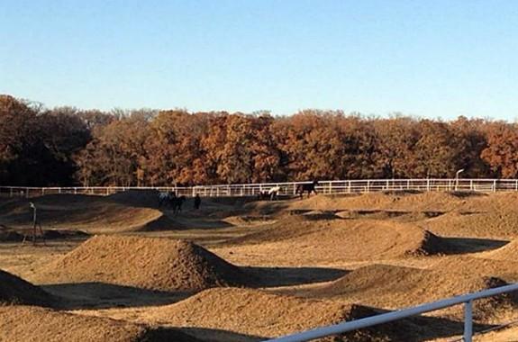 Supercross course