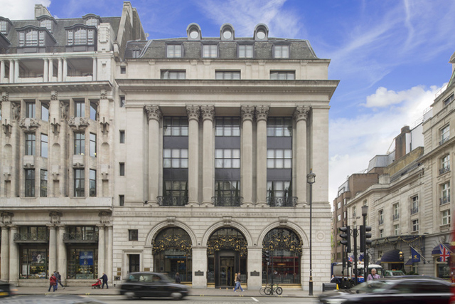 Future bargain? Across the street from The Ritz for £17,500,000