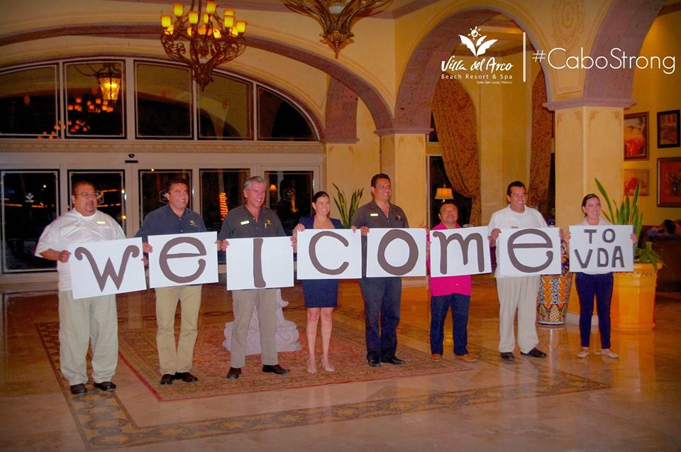 Villa Del Arco is ready to welcome travelers to Cabo.