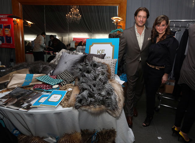 Soap star Sean Kanan asked Dallas designer Kathy Fielder to create a vibrant, personalized space.