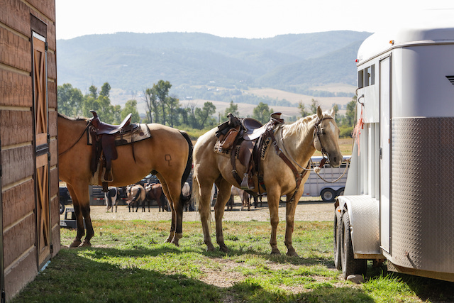 Alpine Mountain Ranch August 28 2018 Horseback Riding Images 2 - Horseplay: Equestrian Facilities Add Rustic Charm to Luxury Colorado Ranch Development in Steamboat Springs, Colorado