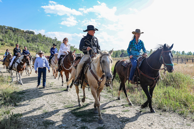 Alpine Mountain Ranch August 28 2018 Horseback Riding Images 29 - Horseplay: Equestrian Facilities Add Rustic Charm to Luxury Colorado Ranch Development in Steamboat Springs, Colorado