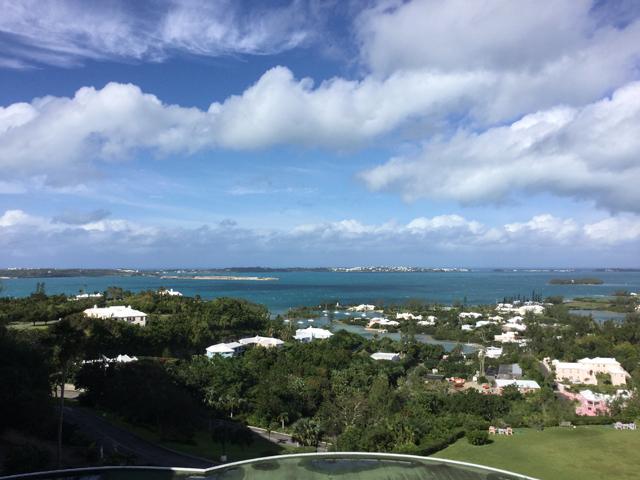 Bermuda: Endless Views of Pastel Houses and Endless Water