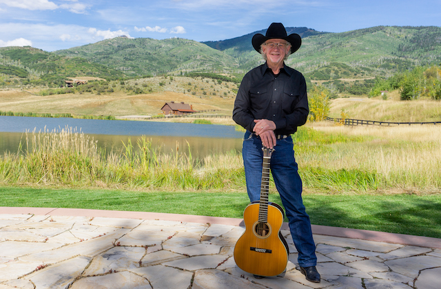 Brent Rowan Photos 1 - Award-Winning Musician, Brent Rowan, Composes New Song About Life At Alpine Mountain Ranch