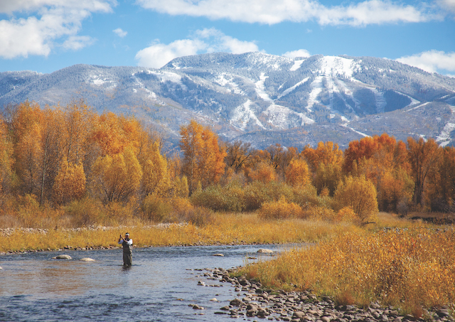 Fall Fishing 4 - One-of-a-kind Alpine Mountain Ranch & Club epitomizes real estate's Golden Rule