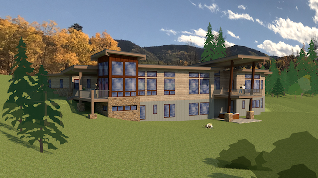 Render 1 - If You Build It, They Will Come: AMRC Breaks Ground on Picturesque Pad in Steamboat