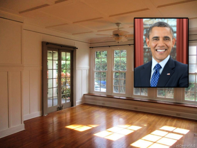 The Modest Childhood Home of Barack Obama Now For Sale