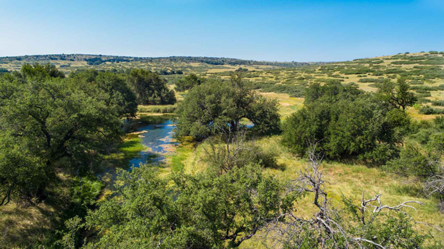 Additional ranch acreage is also available.